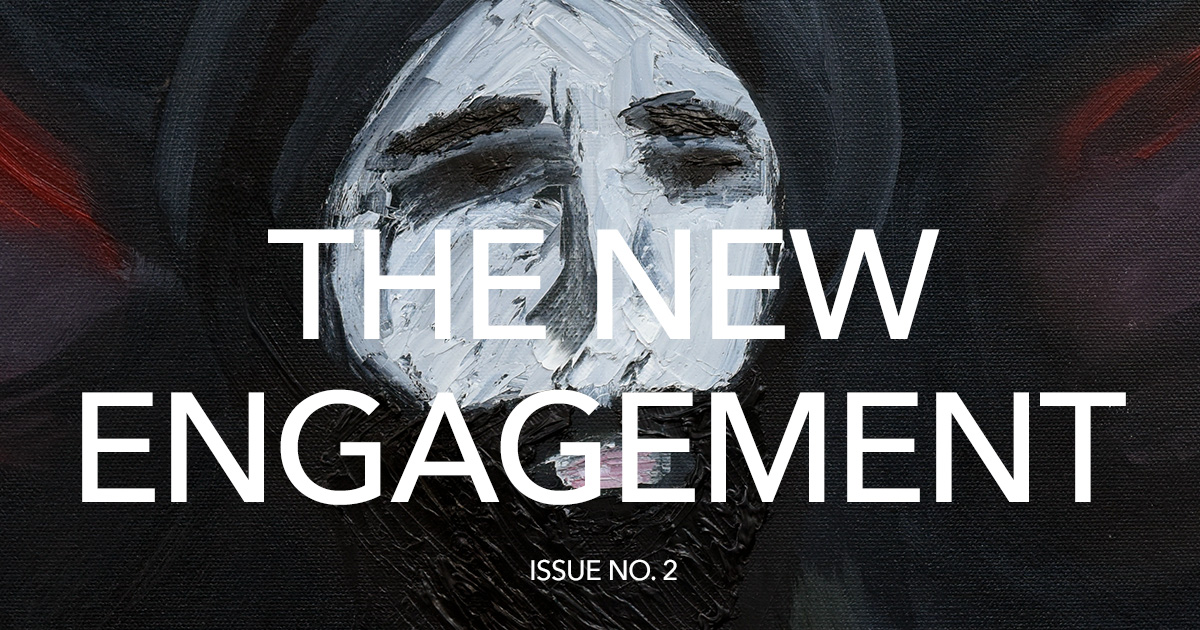 Waris Ahluwalia x Dr. Dope, The New Engagement, Issue No. 2 Cover