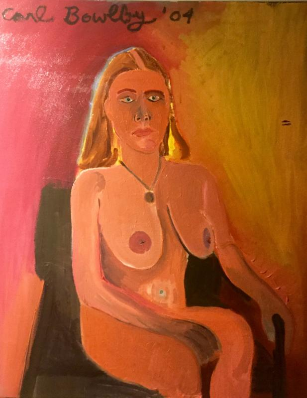 Nude No. 1 by Carl Bowlby