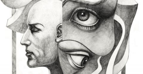 Shapeless Skin story art