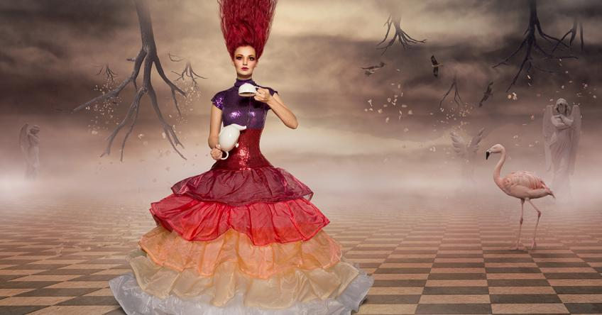 Philosophia: The Red Queen art