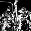 Romero Olympics illustration, detail panel 2