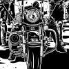 Romero Olympics illustration, detail panel 4