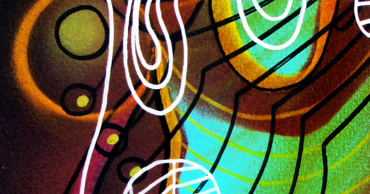 Filigree cosmic 2016 by Mauricio Paz Viola, detail