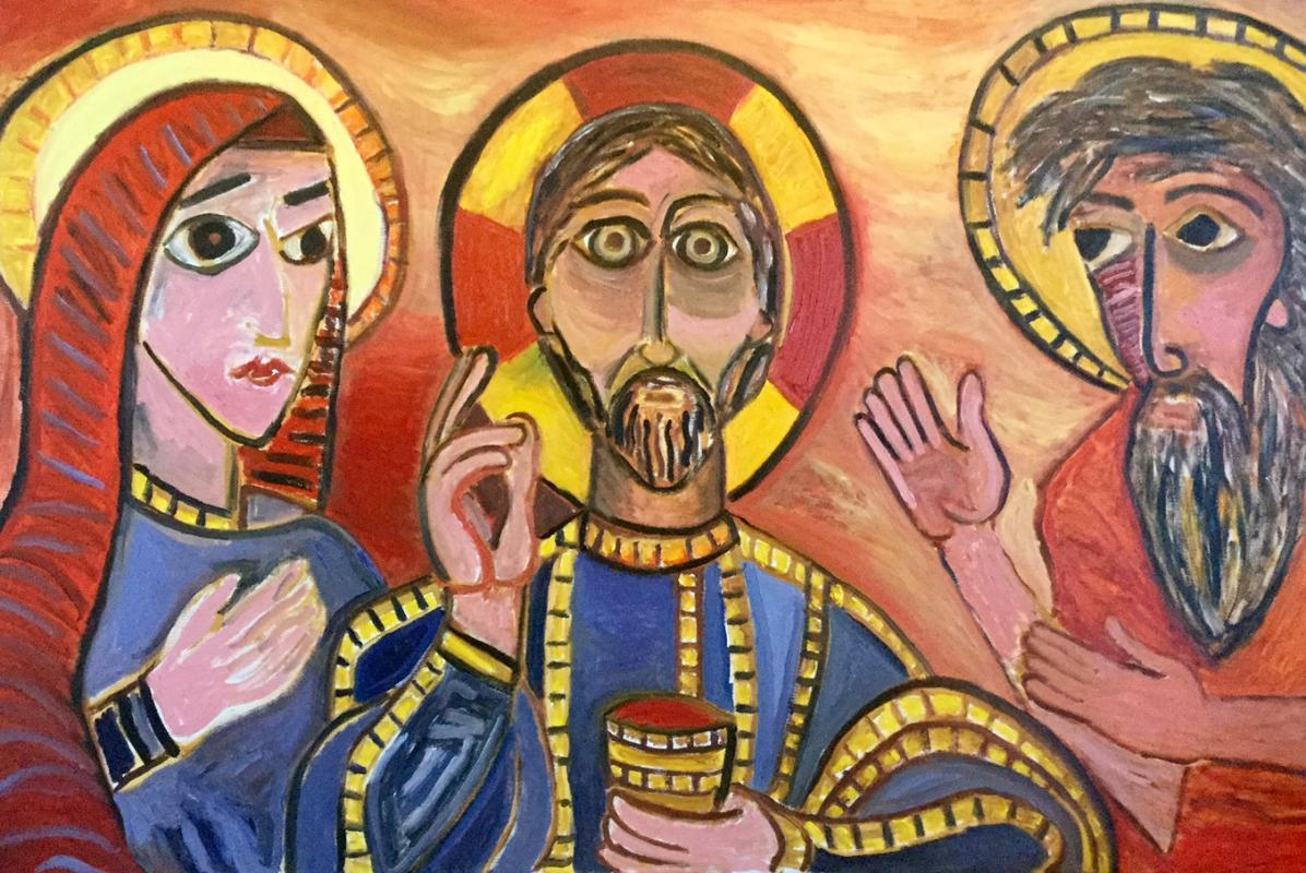 The Holy Family by Carl Bowlby