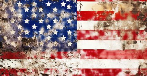 America is Weeping art