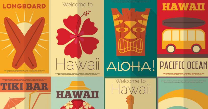 Hawaiian On The Inside essay art