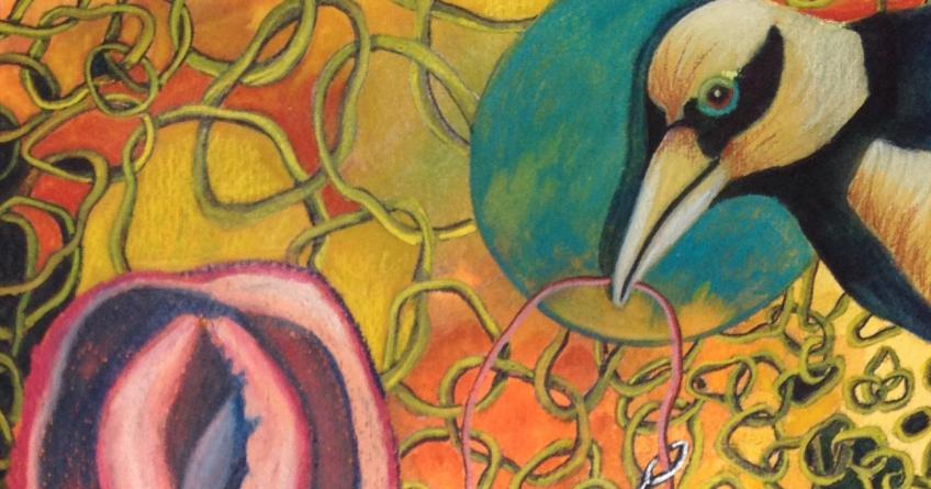 New Bird by Linda Laino