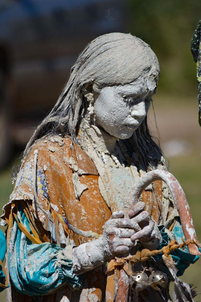 San Carlos Apache Painting Ceremony
